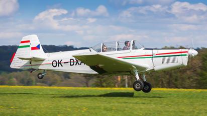 OK-DXA - Aeroklub Luhačovice Zlín Aircraft Z-726