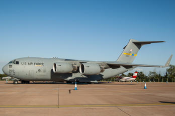 03-3123 - USA - Air Force Boeing C-17A Globemaster III