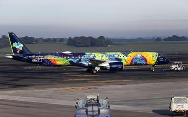 PS-AEH - Azul Linhas Aéreas Embraer ERJ-195-E2