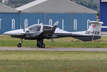 OE-FEB - Private Diamond DA-42 NG Twin Star