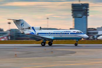 RA-88300 - Gazpromavia Yakovlev Yak-40