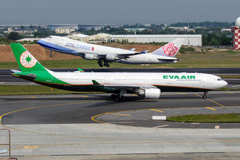 B-16337 - Eva Air Airbus A330-300