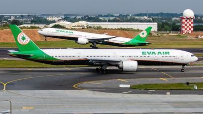 B-16728 - Eva Air Boeing 777-300ER