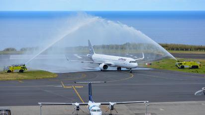 D-AIEG - Lufthansa Airbus A321 NEO