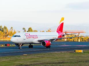 EC-MCB - Iberia Express Airbus A320