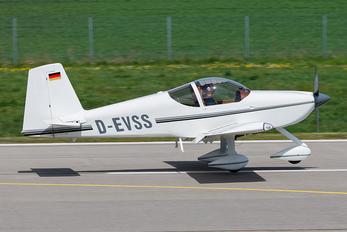 D-EVSS - Private Vans RV-14