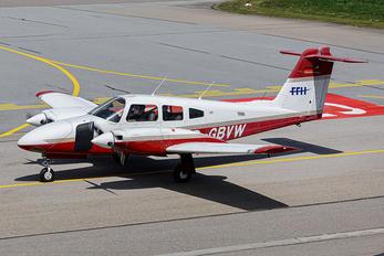 D-GBVW - FFH Flight Training Piper PA-44 Seminole