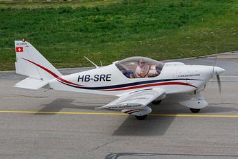 HB-SRE - Private Aero AT-3 R100