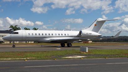EC-MNH - Private Bombardier BD-700 Global 6000