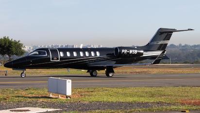 PR-WSB - Private Learjet 40