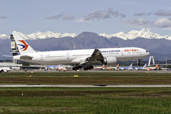 B-7343 - China Eastern Airlines Boeing 777-300ER
