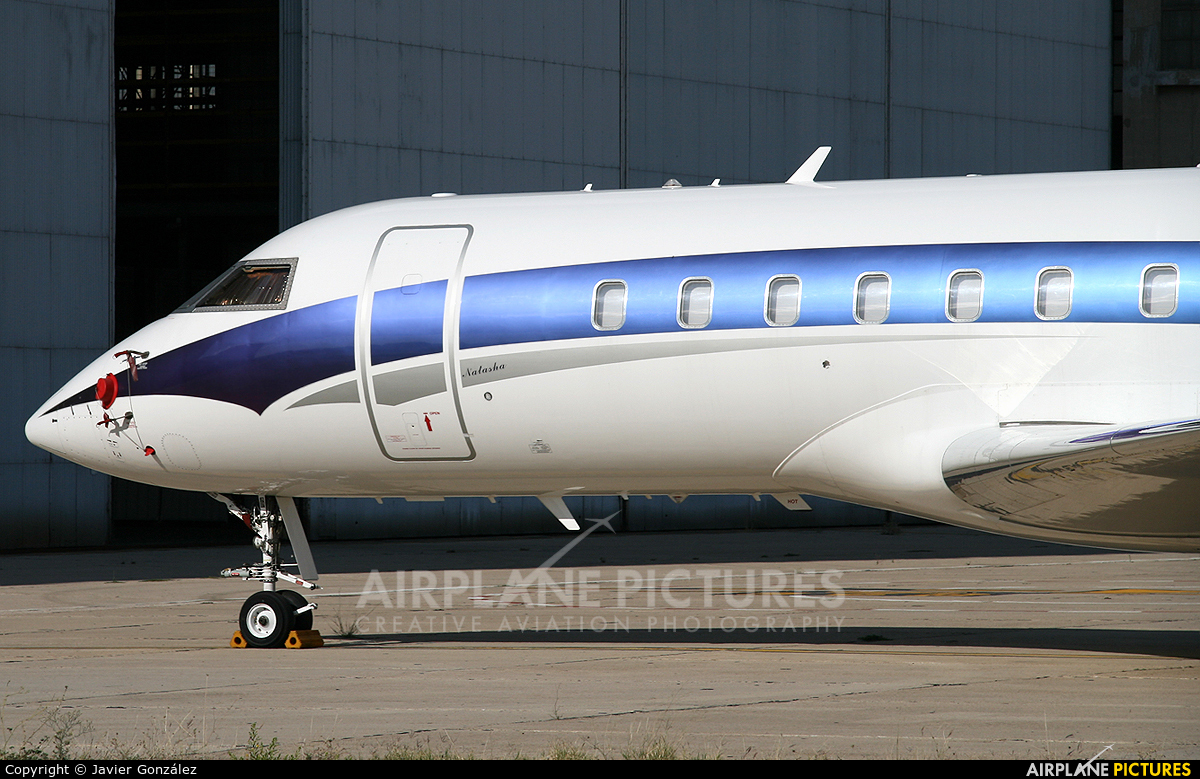 Private OE-INC aircraft at Marseille Provence