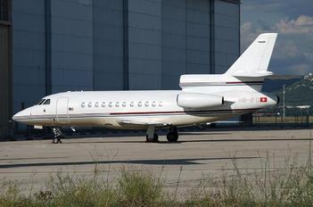 HB-IFQ - Private Dassault Falcon 900 series