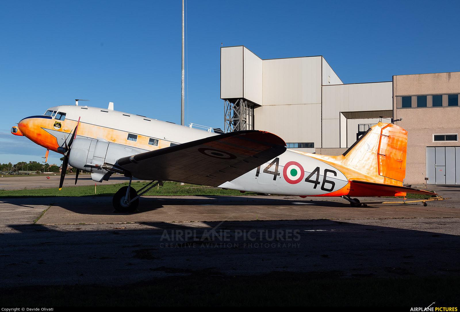 Italy - Air Force MM61893 aircraft at Pratica di Mare