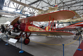 OK-AVE - Private Avia Ba-122