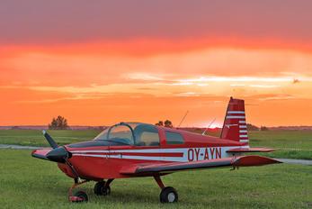 OY-AYN - Private Grumman American AA-1B Trainer
