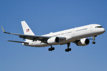 N119WA - USA - Dept. of Justice Boeing 757-223(SF)