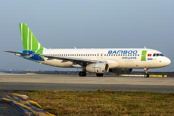 XU-720 - Bamboo Airways Airbus A320