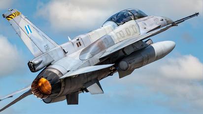 021 - Greece - Hellenic Air Force Lockheed Martin F-16D Fighting Falcon