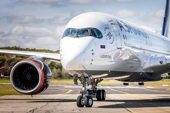 F-WZFZ - Aeroflot Airbus A350-900