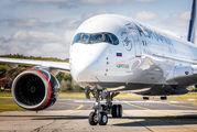 F-WZFZ - Aeroflot Airbus A350-900 aircraft