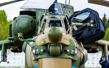 """11 - Russia - Air Force """"Berkuts"""" Mil Mi-28"""