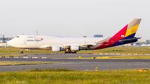 HL7423 - Asiana Cargo Boeing 747-400BCF, SF, BDSF aircraft