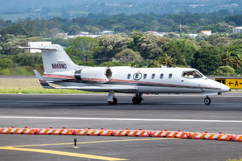 N669MD - Private Learjet 31