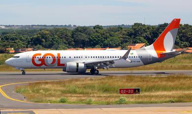 PR-XMB - GOL Transportes Aéreos  Boeing 737-8 MAX