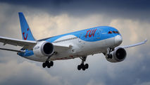 TUI Airlines 787-8 stopover at Warsaw title=