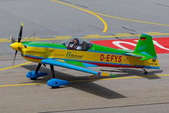 D-EFYS - Private Mudry CAP 231