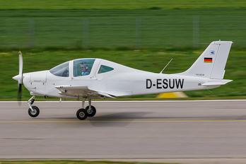 D-ESUW - Private Tecnam P2002 JF