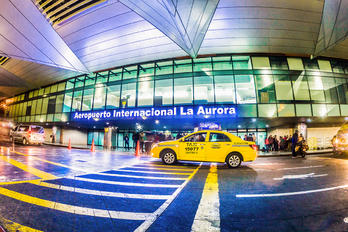 MGGT - - Airport Overview - Airport Overview - Photography Location