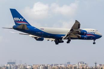 VQ-BBH - Silk Way Airlines Boeing 747-8F