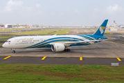 A4O-SC - Oman Air Boeing 787-9 Dreamliner aircraft