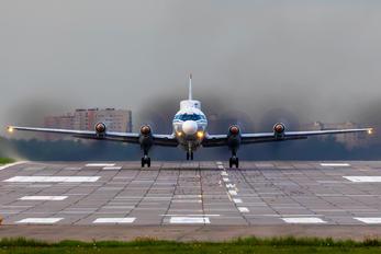 RF-75315 - Russia - Navy Ilyushin Il-18 (all models)