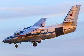 69 - Russia - Air Force LET L-410UVP-E Turbolet