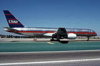 N614AU - US Air Boeing 757-200