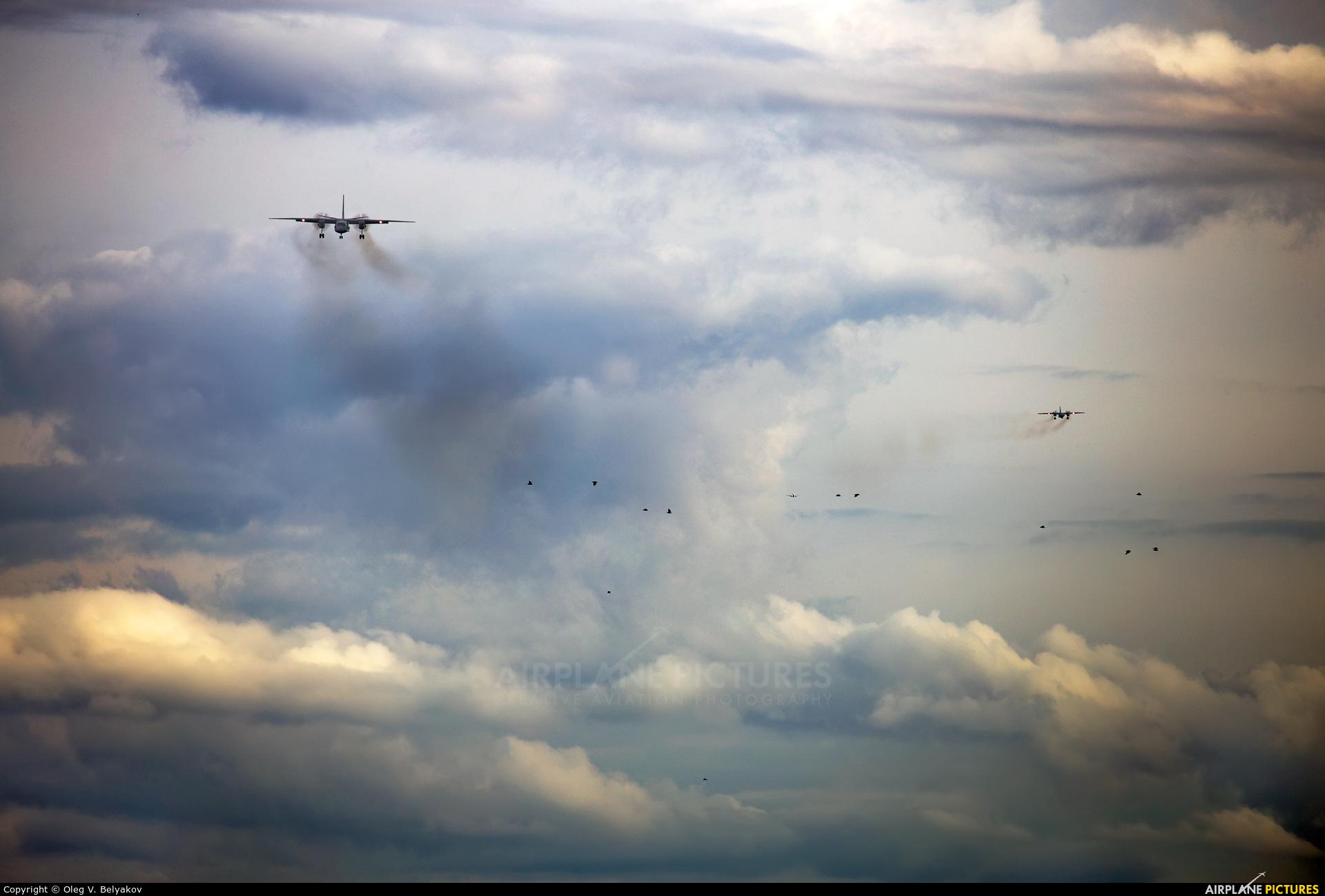 Ukraine - Air Force 05 aircraft at Kyiv - Borispol