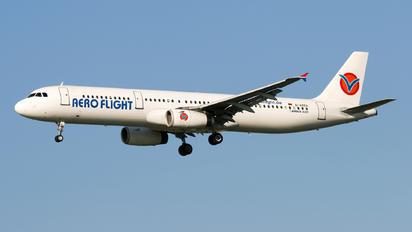 D-ARFA - Aero Flight Airbus A321