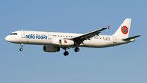 D-ARFA - Aero Flight Airbus A321 aircraft