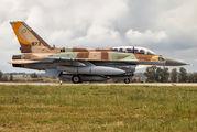 873 - Israel - Defence Force Lockheed Martin F-16I Sufa aircraft