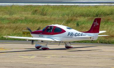 PR-CCT - Private Cirrus SR22-GTS G3 Turbo