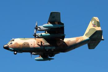 FAU595 - Uruguay - Air Force Lockheed KC-130H Hercules