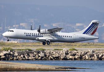 F-GPOD - Air France - Airlinair ATR 72 (all models)