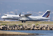 F-GPOD - Air France - Airlinair ATR 72 (all models) aircraft