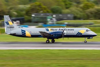 SE-LPS - West Air Sweden British Aerospace ATP