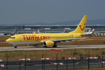 D-AHFQ - TUIfly Boeing 737-800