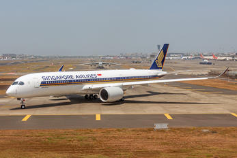 9V-SHU - Singapore Airlines Airbus A350-900