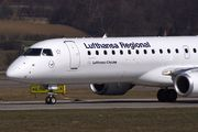 D-AEBE - Lufthansa Regional - CityLine Embraer ERJ-195 (190-200) aircraft